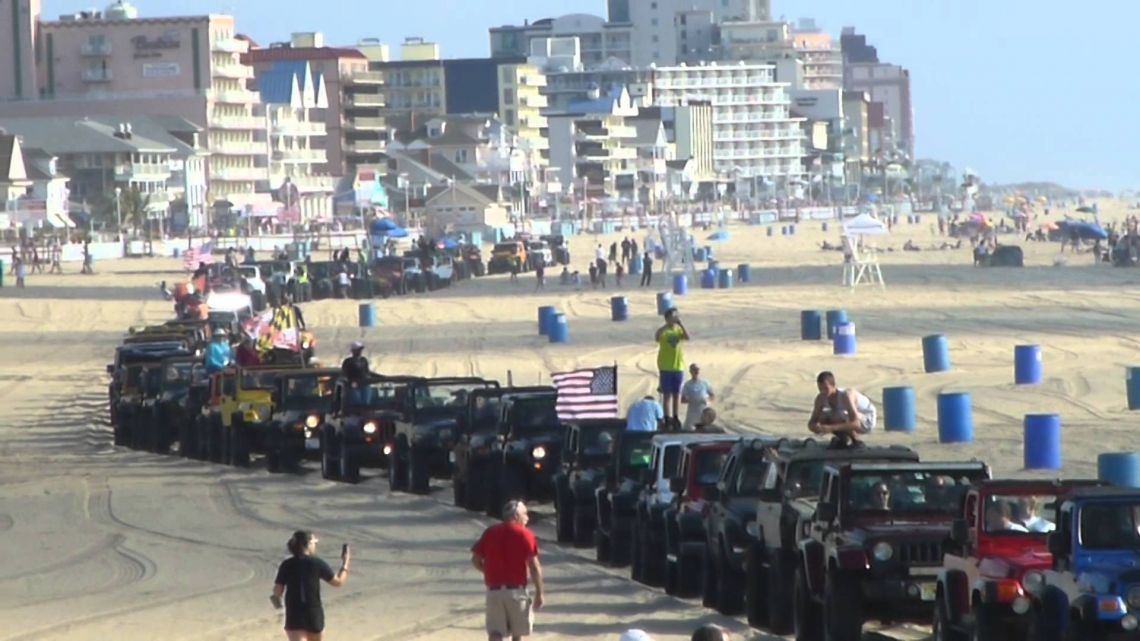 Ocean City Jeep Week >> Ocean City Jeep Week Event