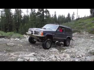 High Lakes rock crawling